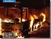 Во Франции задержаны подозреваемые в поджоге автобуса на годовщину беспорядков