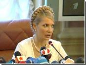 Юлия Тимошенко бросила в депутата Партии регионов своим ожерельем из фальшивого жемчуга