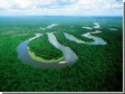 В древние времена Амазонка текла в обратном направлении