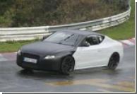 "Купе Audi A5 2008 ""засветилось"" на Нюрбургринге"