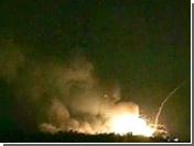 Несколько мощных взрывов прогремели на складе боеприпасов в Сербии