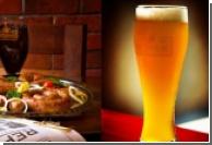 Регулярное употребление пива ведёт к уменьшению веса