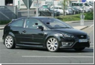 Ford Focus RS проходит тесты