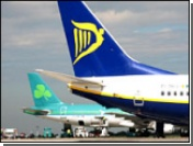 Авиакомпания Ryanair хочет купить Aer Lingus