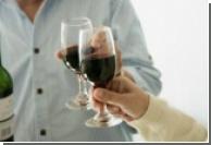 Красное вино помогает пережить инсульт