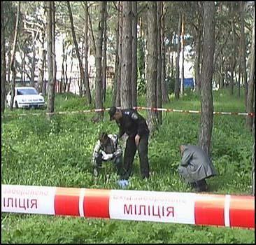 Жестокое убийство украинского бизнесмена