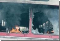 Во Львове горит автобусный завод