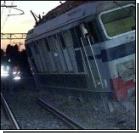 Поезд сошел с рельс: десятки раненых