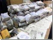 В Афганистане перехвачено более 16 тонн наркотиков