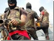 Нигерийские повстанцы взяли заложников на базе ВМФ, заняли нефтяную платформу Shell
