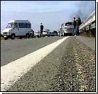 Пьяный водитель раздавил 200 курсантов