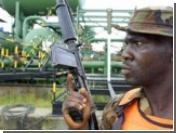 Нигерийские боевики угрожают взорвать объекты нефтедобычи