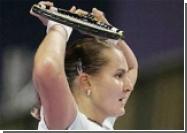 Надежда Петрова выиграла теннисный турнир в Штутгарте