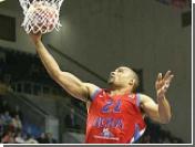 ЦСКА стартовал в баскетбольной Евролиге