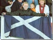 Фанатов сборной Шотландии избили в Киеве