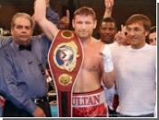 Ибрагимов будет драться за чемпионский титул в следующем году
