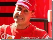 Шумахер не смог закончить последнюю квалификацию