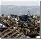 Акция протеста ценой в горы мусора
