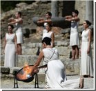 В Москве стартовала эстафета Олимпийского огня