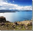 На дне озера Титикака найден древний клад