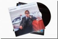 Burberry оформил обложки пластинок Элтона Джона