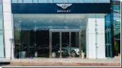 В Казахстане станет больше Bentley