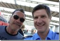 Полиция Мюнхена задержала Шварценеггера за катание по вокзалу на велосипеде