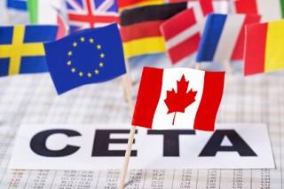 В Бельгии сняты последние препятствия торговому соглашению ЕС с Канадой