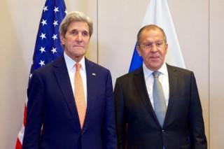 Лавров и Керри обсудили ситуацию вокруг Алеппо