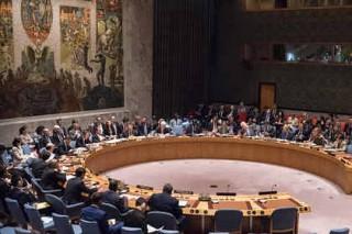 Совбез ООН осудил обстрел российского посольства в Дамаске