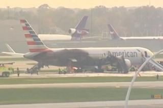 Число пострадавших при возгорании самолета в Чикаго увеличилось до 21