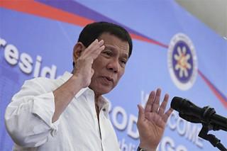 Президент Филиппин рассказал о намерении закупить оружие у России и Китая