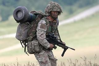 Британия отменит для своих солдат Европейскую конвенцию по правам человека