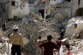 Дамаск сообщил о гибели больше 80 человек от рук боевиков в Алеппо