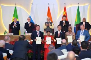 Лидеры стран БРИКС призвали ООН принять конвенцию о терроризме