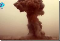 Опубликовано видео подрыва здания смертником «Джабхат ан-Нусры»
