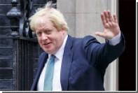 Борис Джонсон посчитал некорректным говорить о холодной войне с Россией