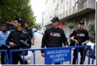 Смертник совершил теракт в Турции во время полицейской спецоперации