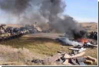 В Северной Дакоте арестовали 141 противника строительства нефтепровода