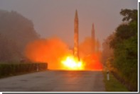США засекли неудачный запуск северокорейской ракеты