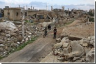 США приостановили переговоры с Россией по перемирию в Сирии