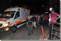 Рыболовецкий порт в Турции подвергся обстрелу из гранатометов