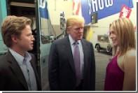 Публикация записи «мужского разговора» с участием Трампа вызвала скандал