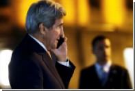 Керри сбежал из блинной от российских журналистов