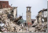 В Италии сотрудники МЧС России провели обследование зданий после землетрясения