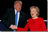 Клинтон обходит Трампа на 9 очков