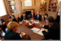 Берлин отказался подтвердить дату встречи лидеров «нормандской четверки»