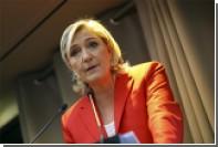 Марин Ле Пен обвинила Олланда в срыве визита Путина в Париж