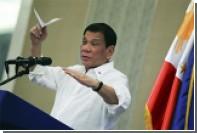 Жесткие меры Дутерте поддержали 76 процентов филиппинцев