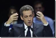 Саркози выразил сожаление из-за позиции Олланда по отношению к России